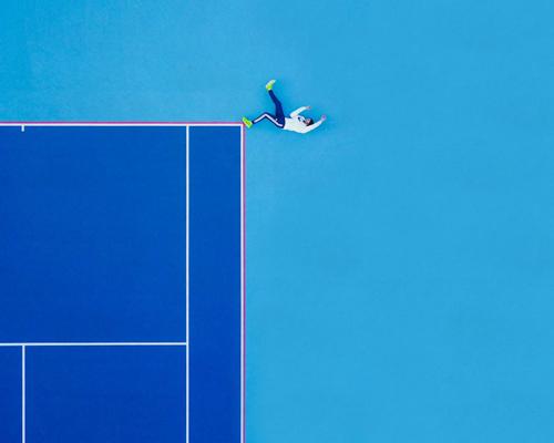 无人机镜头拍下的完美摄影作品