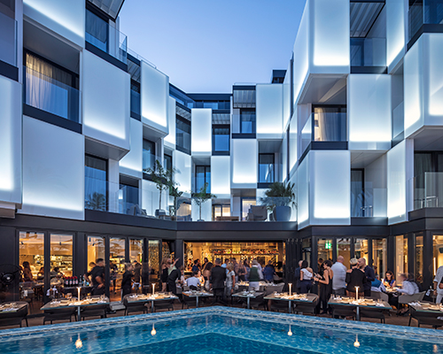 对话baranowitz kronenberg:sir joan酒店设计谈