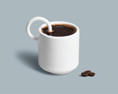 kutarq推出3D打印瓷器咖啡杯 致敬人体艺术文化