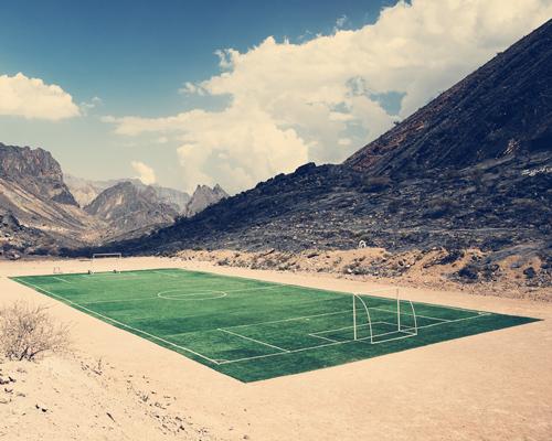 世界各地的足球场