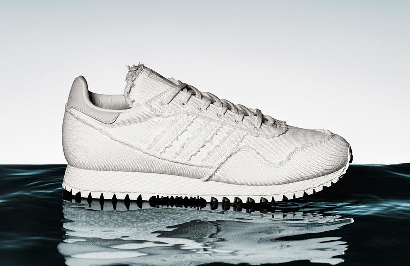 daniel arsham x adidas联名限量跑鞋惊艳亮相