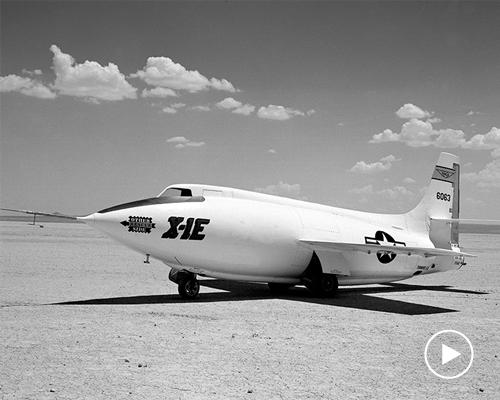 NASA在YouTube上公开发布了数百段历史性飞行试验视频