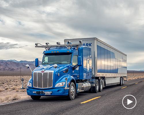 Embark推出自驾车技术以减轻长途驾驶员疲劳