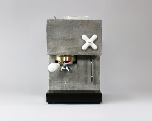 studio montaag出品狂野派浓缩咖啡机anza