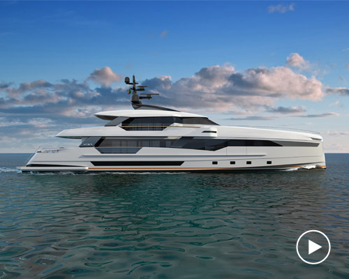 Wider推出极具运动风格的豪华游艇Wider 130