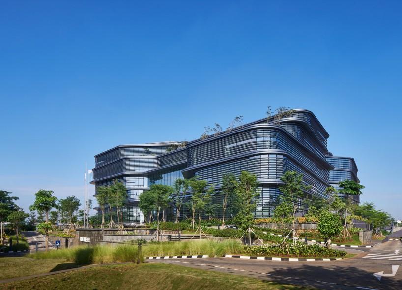印度尼西亚雅加达联合利华总部大楼,by Aedas_02