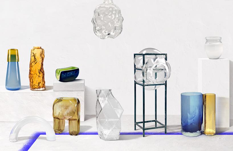 葡萄牙新锐设计师奇特玻璃作品亮相伦敦设计节