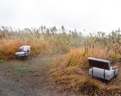 QT/chillax系列家具 天然材料诠释低调的奢华