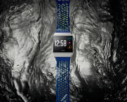 IFA 2017:Fitbit Ionic推出首款智能手表Ionic