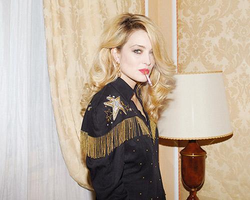 simon为当代意大利演员拍摄酒店艺术照