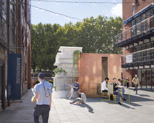 "MINI LIVING""都市小屋""即将亮相2017伦敦设计节"