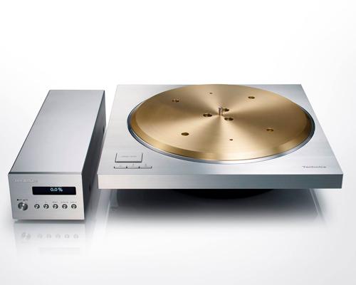 松下将在IFA 2017展会发布SP-10R黑胶唱机
