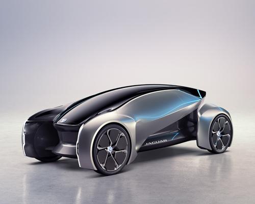 捷豹发布电动概念车future-type