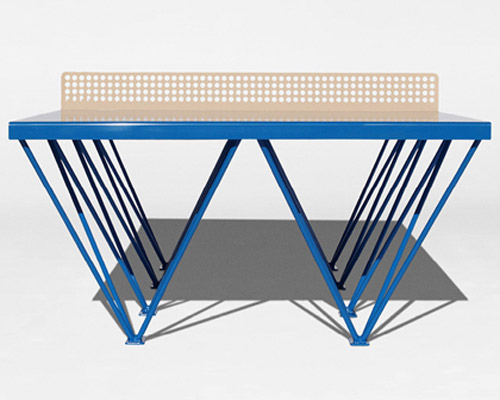POPP乒乓球桌 全新金字塔框架