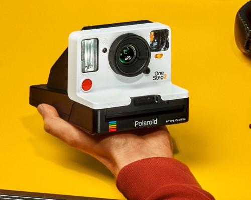 宝丽来发布新款OneStep 2拍立得相机及i-Type胶片