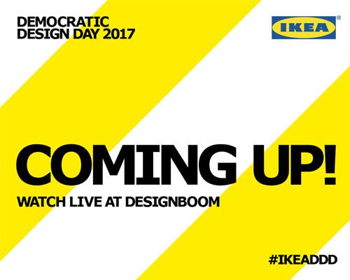 宜家2017民主设计日主题活动 设计邦全程直播