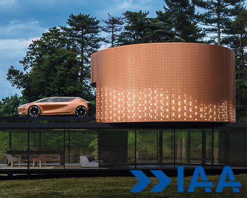雷诺发布能与住宅和谐相处的SYMBIOZ概念车