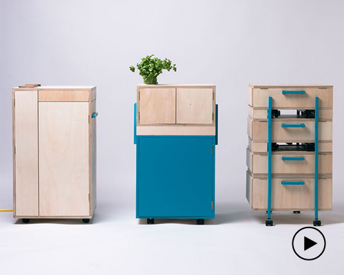 解放厨房项目 探索家居空间无限潜能