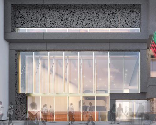 纽约新工作室博物馆详细方案公开