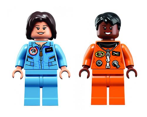 乐高发布women of NASA套装 纪念女科学家前辈