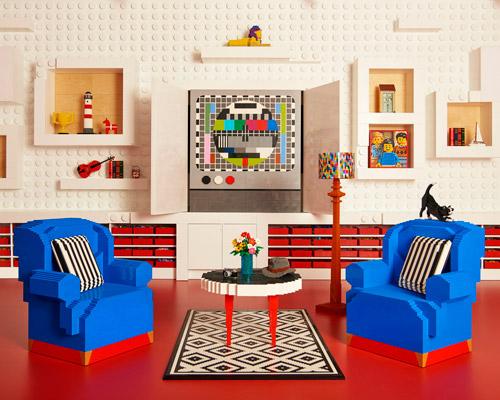 airbnb邀你入住乐高之家 释放无限想象