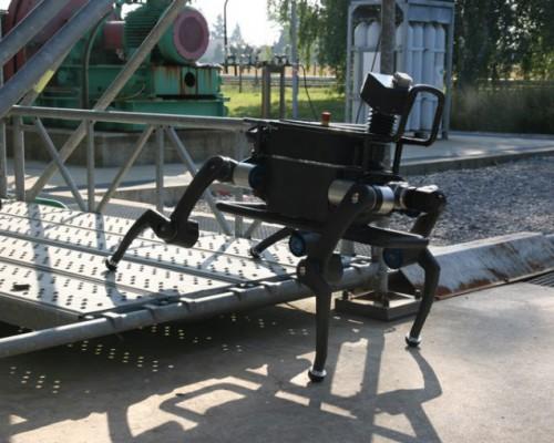 瑞士苏黎世联邦理工学院推出Anymal四足机器人