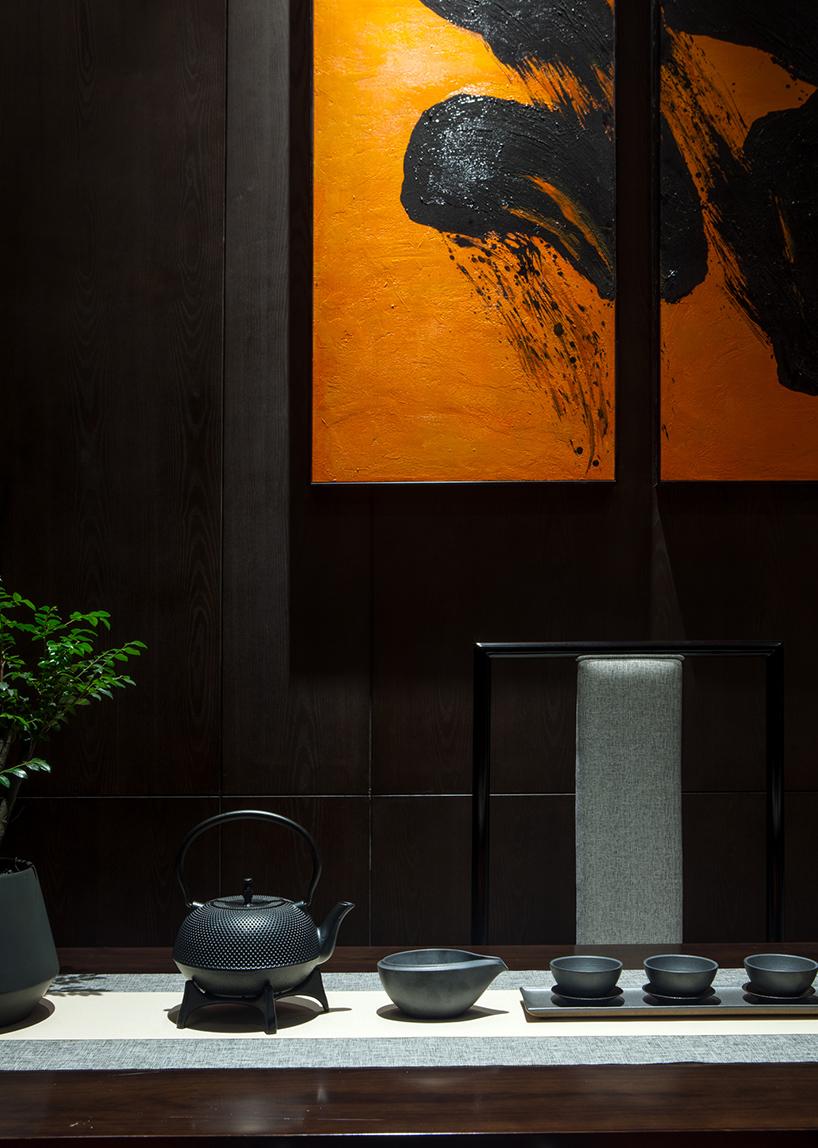 31 茶艺展示区