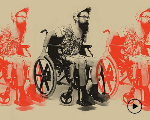 轮椅使用者专属定制服装 兼具时尚与功能