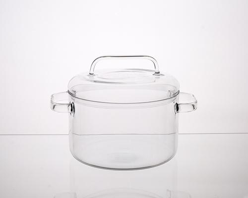 huy pham推出透明蒸煮罐 技术玻璃制作而成