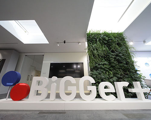 未来已来|BiGGer+ 首创时空衣帽间