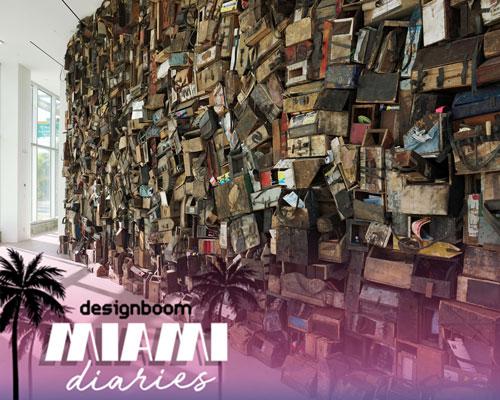 2000个鞋匠盒组成的城市墙