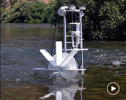 ojeam studio推出3D陶瓷打印机 以水车为动力