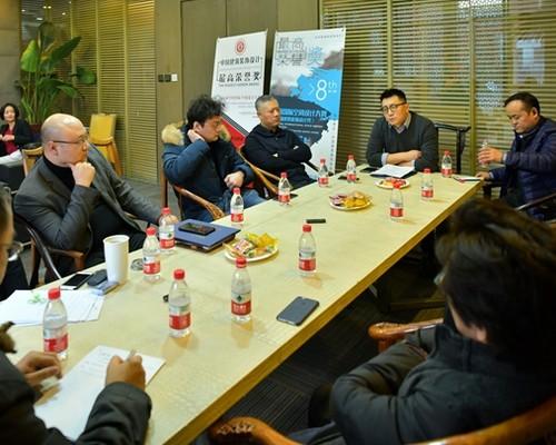 第八届中国国际空间设计大赛初评收官约2000作品进入复评