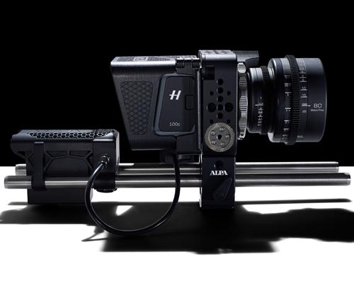 阿尔帕为哈苏相机开发各种各样的配件