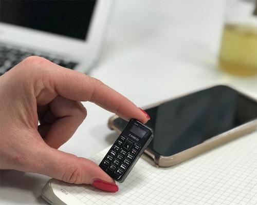 Zanco Tiny T1手机虽小但功能齐全