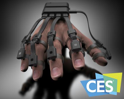 爱尔兰屡获殊荣的智能手套将在2018 CES上参展