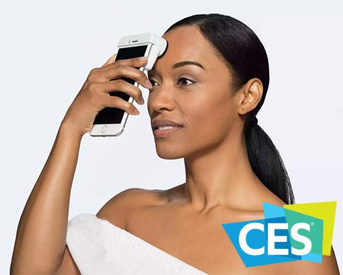 Neutrogena 发布指尖医生 Skin360 皮肤扫描仪
