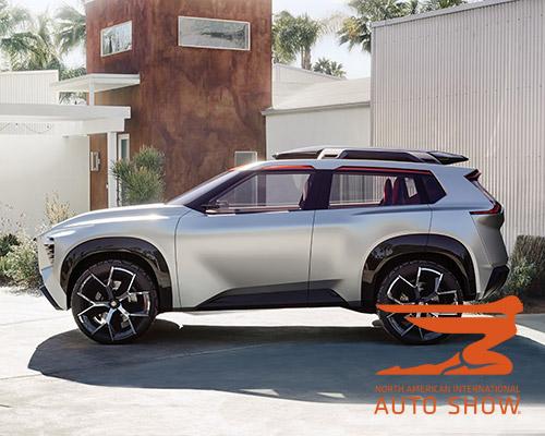 日产xmotion概念车 尖端科技与传统工艺的碰撞