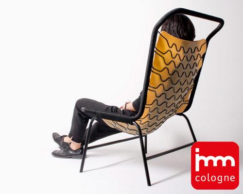 不走寻常路的簸箕椅与乳胶椅