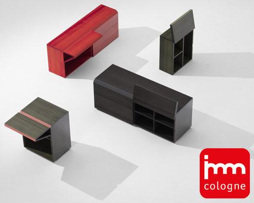 天然实木彩色橱柜 传统家具升级版