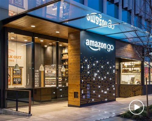 亚马逊首个无人便利店Amazon Go在西雅图正式开业