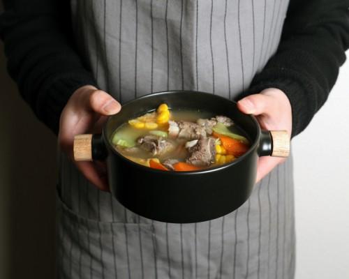 有温度的饭,有爱的范儿——暖言·一人食器