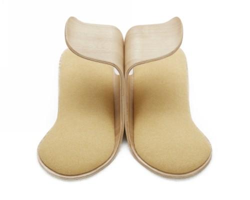 鲸鱼座——基于跪姿研究的跪椅