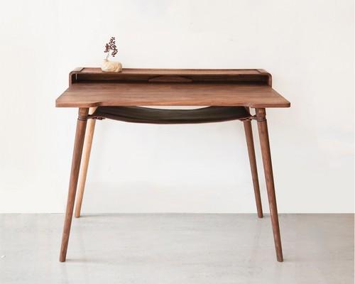 为年轻书画爱好者设计的书桌——书意桌