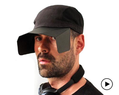 防干扰专注帽 提高效率好帮手