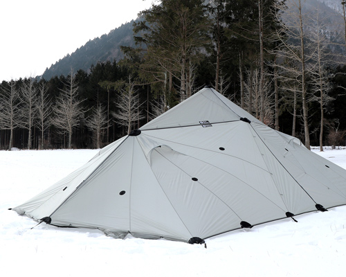适应性超强的可连接遮蔽帐篷