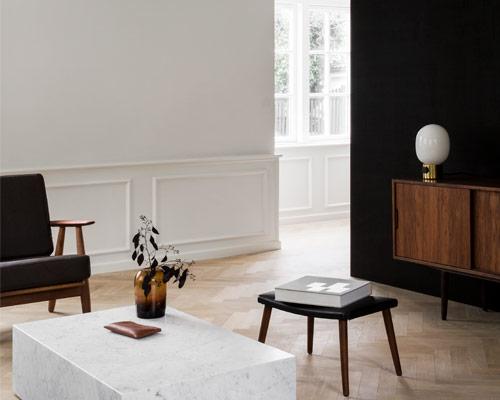 poul henningsen避暑别墅改造 经典与极简的优雅互动
