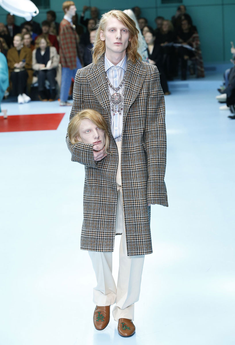 gucci FW 18 show featured-designboom-08