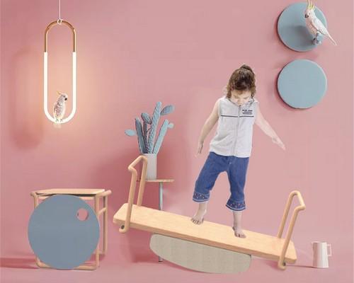 儿童产品的延续性设计