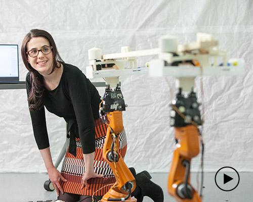 麻省理工学院的木匠机器人AutoSaw使家具制作过程变得更安全